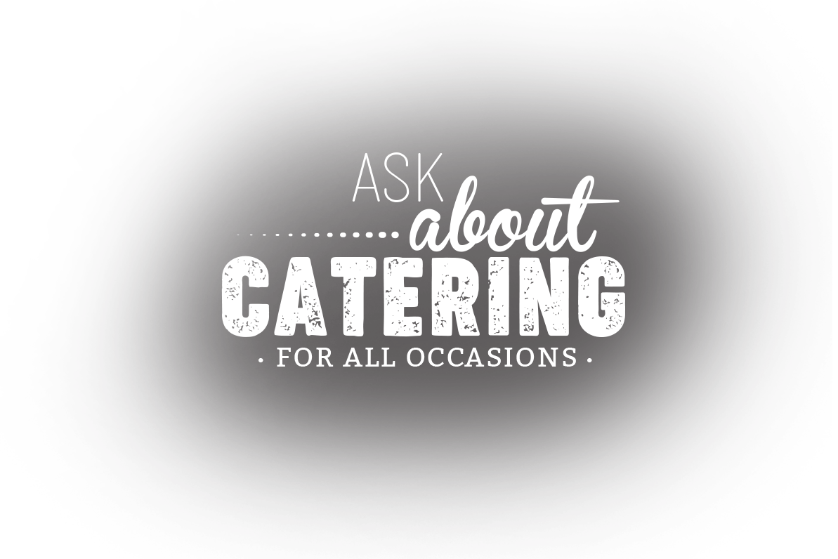 ask about catering